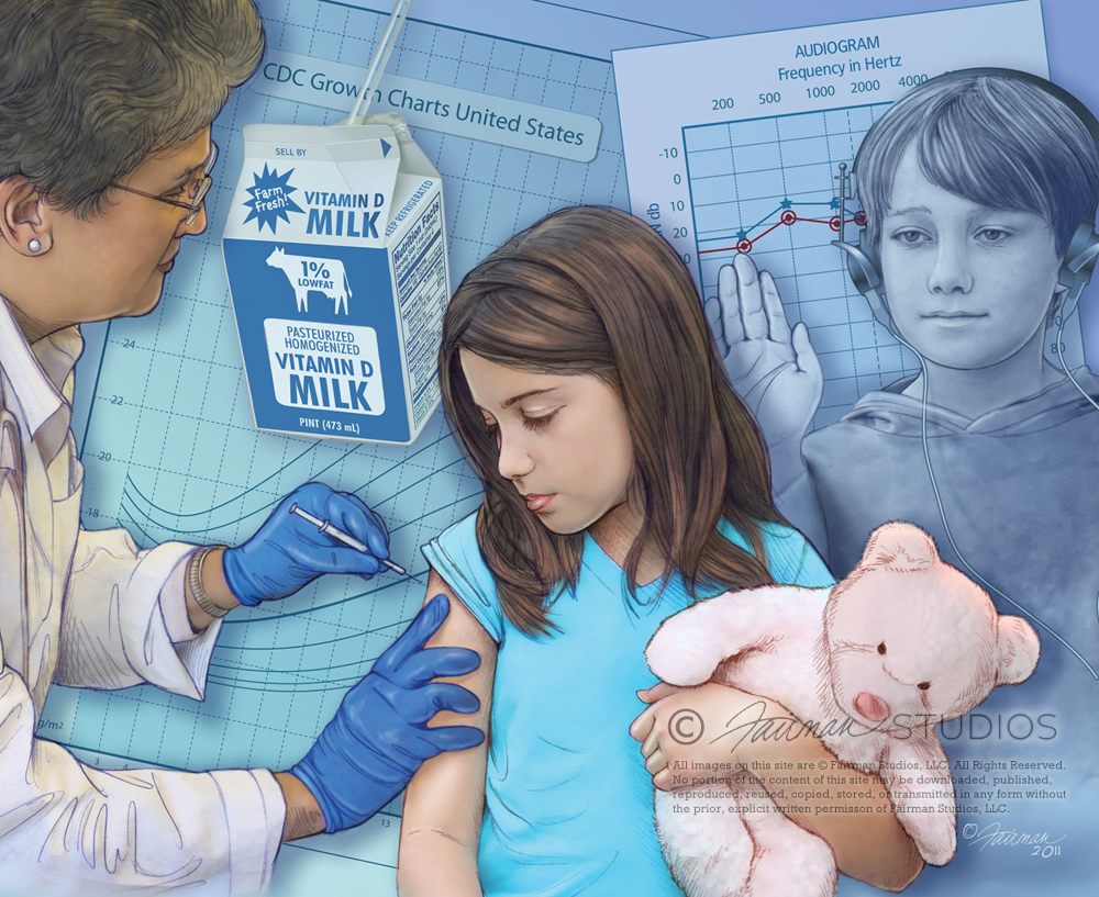 Health Maintenance in Children